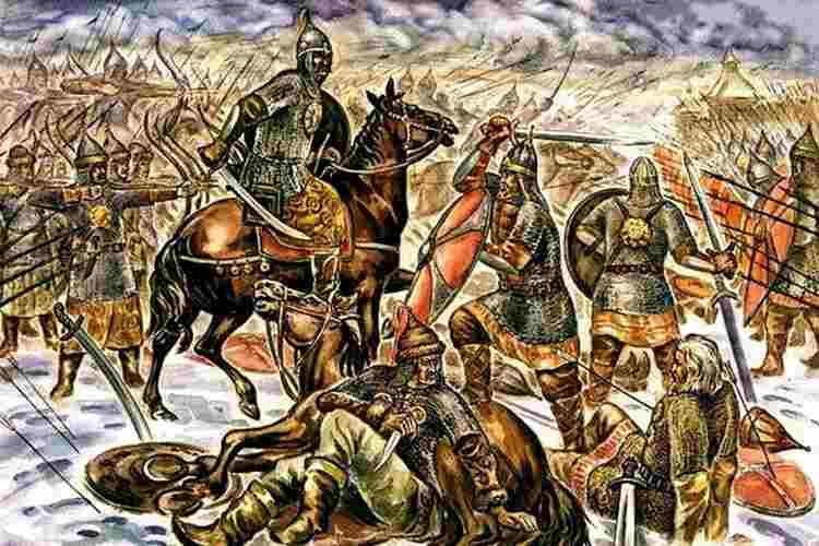 Битва на реке Сить-2