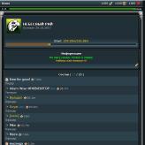 Скриншот к игре Битва Героев