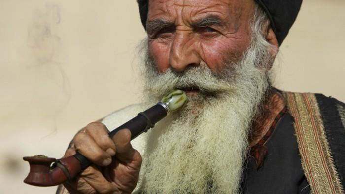 Пожилой езид. Фото kurdistan24.net